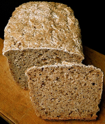 Мука грубого помола. Со временем необходимо восстановить технологию производства полезного хлеба.