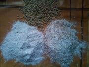 Помол зерна. Мука грубого и среднего помола.