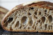 Помол зерна. Хлеб из муки грубого помола обладает лечебными свойствами.