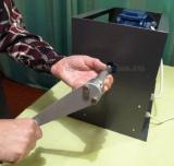 Супер-мельница с комбинированным приводом. Установка на Супер-мельницу ручки ручного привода.