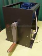 Супер-мельница с комбинированным приводом.Супер-мельница с установленной ручкой ручного привода.